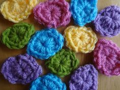 One Round Baby Eggs       By Jennifer Dickerson           These sweet baby eggs crochet up super fast in fresh spring colors. Us...