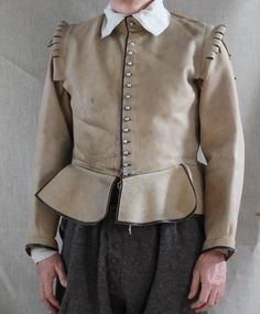 What To Wear In The English Civil War | The 1642 Tailor