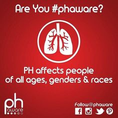 Pulmonary Hypertension by the numbers. phaware global association PH facts and figures — phaware. Pulmonary Hypertension, Just Breathe, Autoimmune, Never Give Up, Work On Yourself, Twitter Sign Up, Insight, Gender, Facts