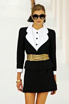 Lily Donaldson | Chanel
