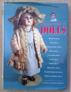 The Price Guide to Dolls Antique and Modern by King Constance Eileen Hardback