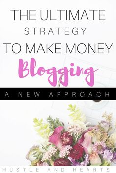 If you're looking for a new way to make money blogging, this is absolutely a strategy worth entertaining | blogging strategy | make money online | make money blogging | work from home | how to make money blogging | blogging advice #makemoneyonline