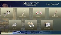 MyEnsign Yachting Jewels - Jewel Designer #myensign #nautical #jewelry #AppleStore #gold #diamonds