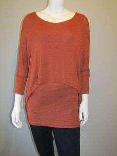 Are you looking to find Lagenlook Plus Size Tops and the Best Ladies Lagenlook Tops for your body style. Fashion Over 40, Plus Size Tops, Burnt Orange, Turtle Neck, Graphic Sweatshirt, Sweatshirts, Lady, Sweaters, Mens Tops