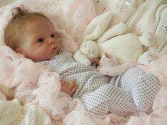 Beautiful Reborn Baby Doll Livia