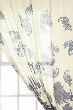 Magical Thinking Paisley Blossom Curtain #urbanoutfitters
