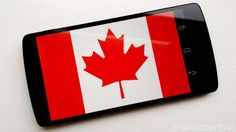 Google nexus 5 is now available in CANADA.