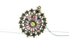 Houseleek Necklace