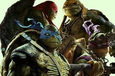 QUIZ TIME! Which Teenage Mutant Ninja Turtle Are You Actually?   http://bzfd.it/ULBUdu