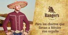 #CamisasRanger's para aquellos que ponen nuestra herencia mexicana en alto. #CharrosRanger's www.rangers.com.mx