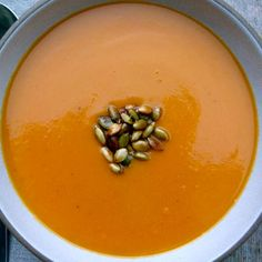 SetSipServe.com: Sweet Potato Coconut Soup