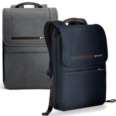 ddce58b465 Briggs   Riley Kinzie Street Flapover Expandable Backpack 16