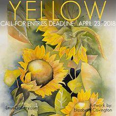 YELLOW Open Art Call | Deadline April 23, 2018