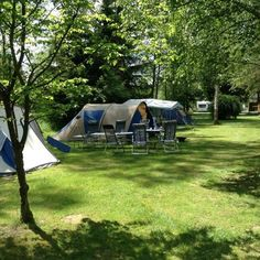 Camping Tonny | charme camping | Belgische Ardennen
