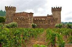 Castello di Amorosa Winery    Take the tour in the caves. Amazing winery