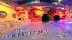 Tikibad 2019 Groene Barracuda 360° VR POV Onride