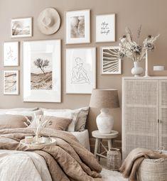 Room Makeover, Bedroom Makeover, Home Bedroom, Bedroom Interior, Beige Room, Home Decor, Room Inspiration, Room Decor Bedroom, Interior Design Bedroom