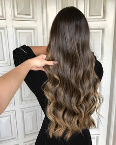 Plan Your Food Plan In Real 'Melonish' Style - My Website Balayage Ombré, Brown Hair Balayage, Balayage Brunette, Brunette Hair, Ombre Hair, Hair Inspo, Hair Inspiration, Summer Hairstyles, Gorgeous Hair