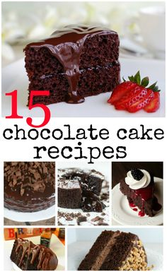 Easy Chocolate Cake Recipes for Valentine's Day. The Flying Couponer | Family. Travel. Saving Money.