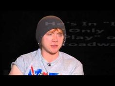 Rupert Grint: Kids Night on Broadway