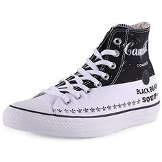 70862ef3b2db Converse Chuck Taylor All Star High Top Andy Warhol Men s Campbell s Black  bean soup Can