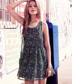 A short summer dress. HM