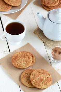 Snickercrinkle Cookies Recipe