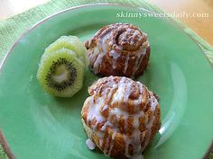 Out of This World Skinny Cinnamon Rolls by Skinny Mom!  Great Blog for healthy eating and weight loss while still enjoying good food!
