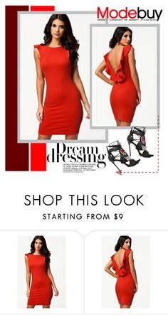 """""""Modebuy I/13"""" by amra-mak ❤ liked on Polyvore featuring Dsquared2 and modebuy"""