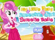 Equestria Girls Sweetie Belle