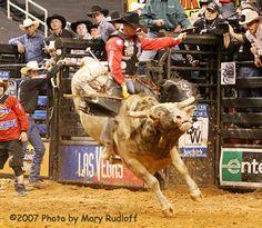 Justin McBride :) I want to marry a bull rider sooooo bad!