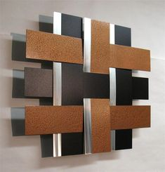 Contemporary Metal Wall Art stainless steel contemporary metal wall art sculpture 21l