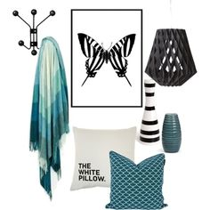 A shade of jade by wenche-andersen on Polyvore featuring interior, interiors, interior design, home, home decor and interior decorating