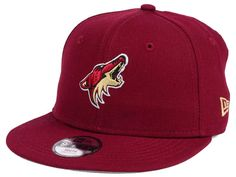 b0d8890d36f Arizona Coyotes New Era NHL Youth All Day 9FIFTY Snapback Cap