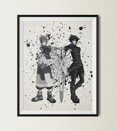 Kingdom Hearts Sora Watercolor Print 8x10 Archival by ColorInk, $20.00