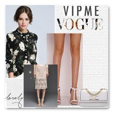 """""""VIPME - 10 % OFF! From March 21 to April 20 !"""" by passionforstyleandfashion ❤ liked on Polyvore featuring vipme"""