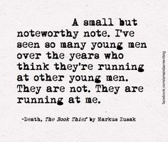 The Book Thief- honestly one of the best books I've read.