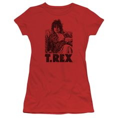 T REX LOUNGING Juniors Sheer Cap Sleeve T-Shirt