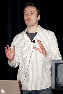 David Heinemeier Hansson - created the Ruby on Rails framework for developing web applications.