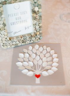 New Wedding by Pumpkinhead Paperie on SMP today! Custom Wedding Guestbook signage Paper Product Design by PumpkinheadPaperie.com, Photography by Kelli Lyn Photography (http / kellilynphotography.com, Floral Design by Sweet Pea Designs / sweetpeadesignsvail.com/company.htm