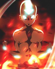 Aang Avatar State Art Print by - X-Small Avatar Aang, Team Avatar, Online Comics, Avatar Tattoo, Anime Naruto, Cool Avatars, Avatar Characters, Avatar Series, Avatar The Last Airbender Art