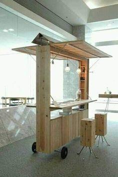 Kiosk Design, Cafe Design, Booth Design, Retail Design, Store Design, Interior Design, Design Design, Signage Design, Corporate Design