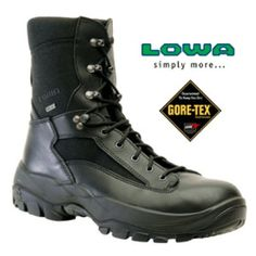 Lowa Vancouver Work GTX S3 Boot - Genuine Army Surplus