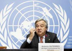 El portugués Guterres se perfila como próximo secretario general de la ONU
