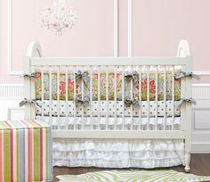 April Showers Crib Bedding