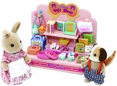 Sylvanian Families - 2402 - Poupées Et Accessoires - Boutique de Cadeaux - Sylvanian Epoch D'enfance http://www.amazon.fr/dp/B004P1IPFM/ref=cm_sw_r_pi_dp_0DGwvb0RQ3SW3