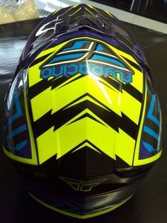 My Fly Racing MX helmet