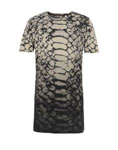 Short sleeve t-shirt Mens - SILENT DAMIR DOMA