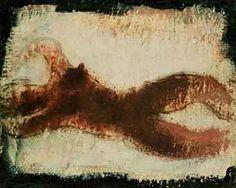 JEAN FAUTRIER   Nu feminin allongé
