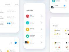 Invisible series -Diet app
